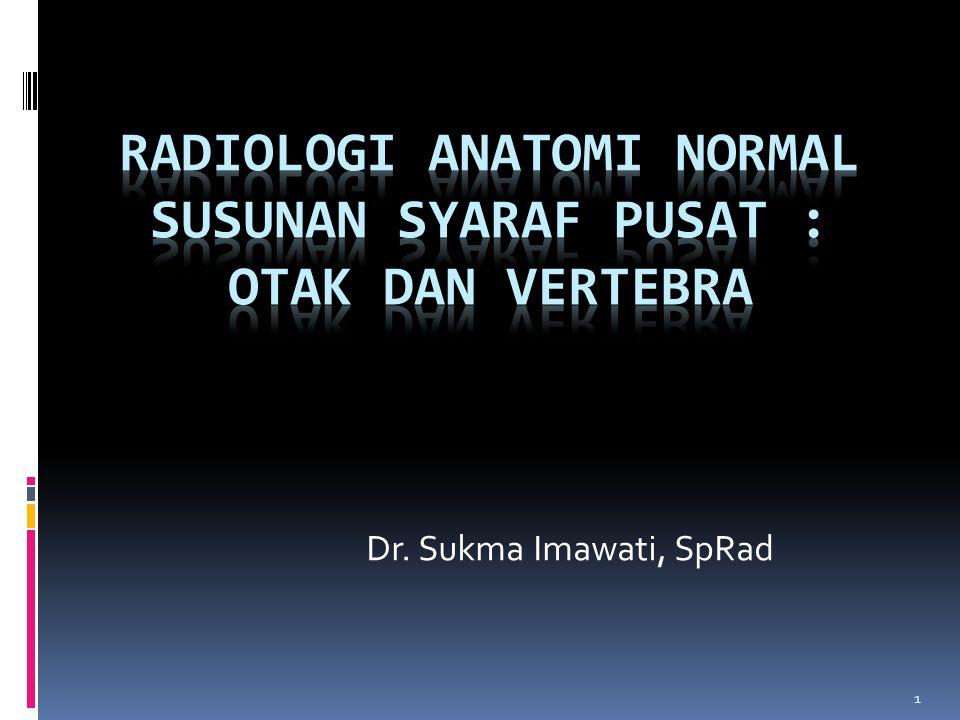 1 Dr. Sukma Imawati, SpRad