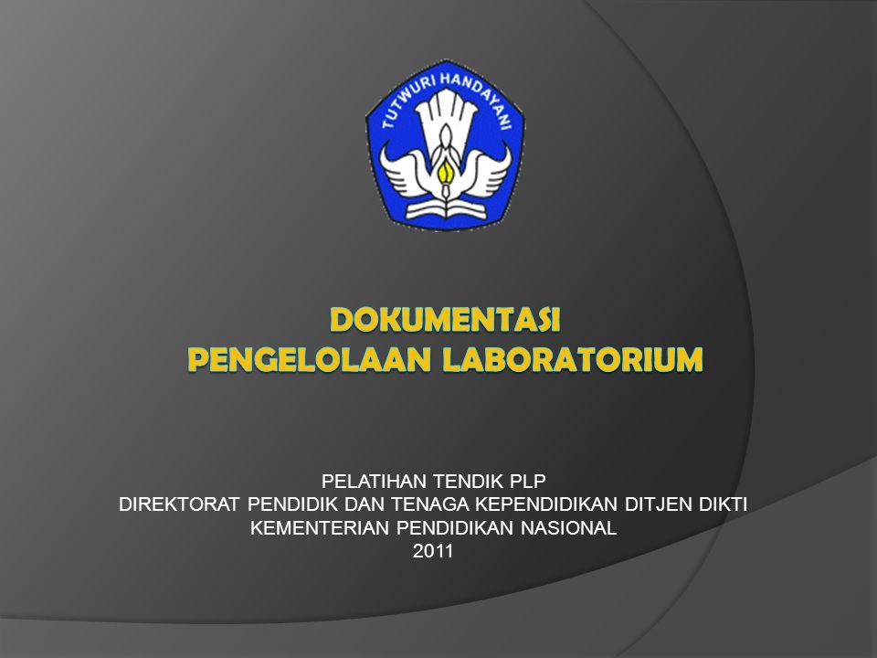 PELATIHAN TENDIK PLP DIREKTORAT PENDIDIK DAN TENAGA KEPENDIDIKAN DITJEN DIKTI KEMENTERIAN PENDIDIKAN NASIONAL 2011