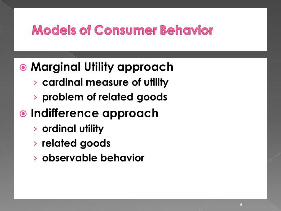  Bagaimana anda bisa mendapatkan perilaku konsumen.