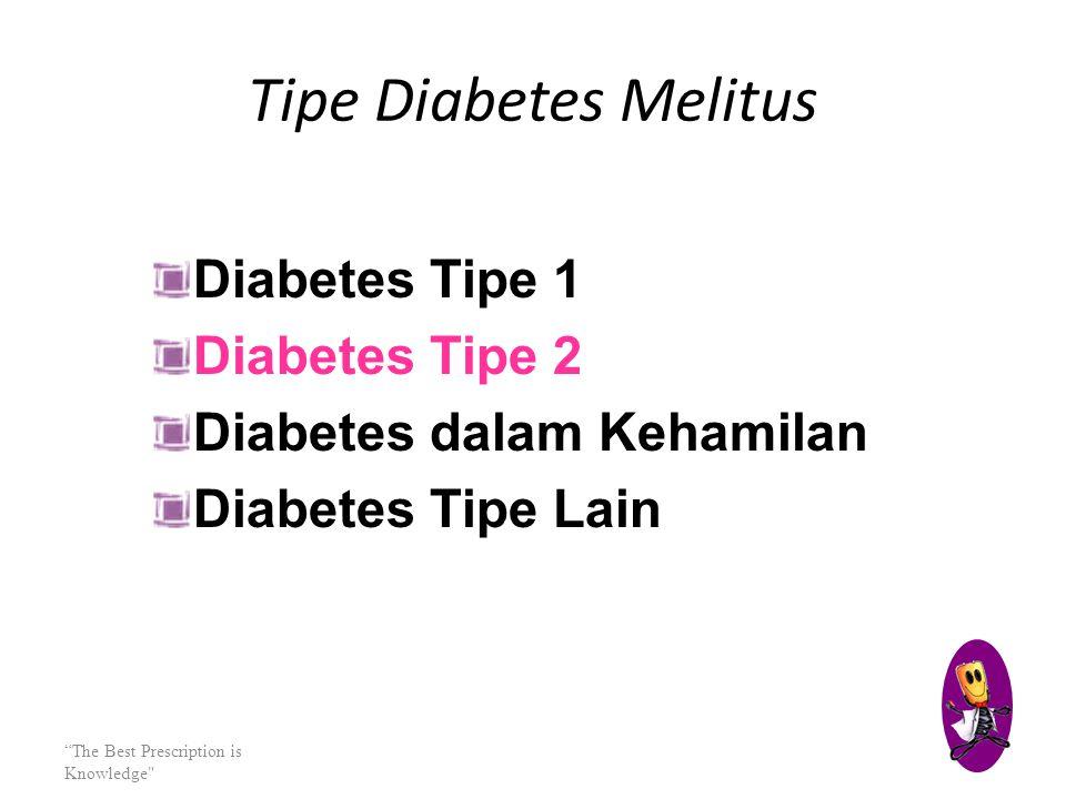 The Best Prescription is Knowledge Kosentrasi gula darah juga dipertahankan agar tidak tinggi ini karena 1.Glukosa dapat menimbulkan sejumlah tekanan osmotik cairan ektrasel, sehingga cairan didalam sel mengalami dehidrasi 2.Tingginya Glukosa dalam darah sehingga melampaui batas filtrasi dan terjadi glikosuria 3.Hilangnya Glukosa dalam urin juga menimbulkan diuresis oleh ginjal, yang mengurangi jumlah cairan 4.Peningkatan Jangka panjang dapat menyebabkan kerusakan jaringan terutama pembuluh darah