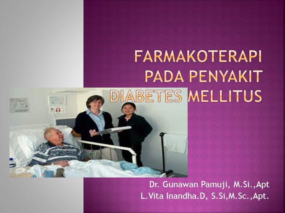 Dr. Gunawan Pamuji, M.Si.,Apt L.Vita Inandha.D, S.Si,M.Sc.,Apt.