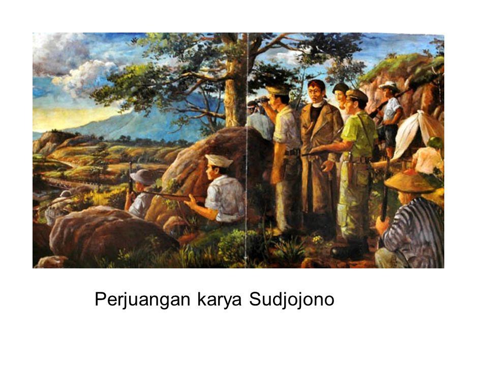 Perjuangan karya Sudjojono