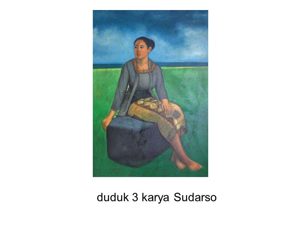 duduk 3 karya Sudarso