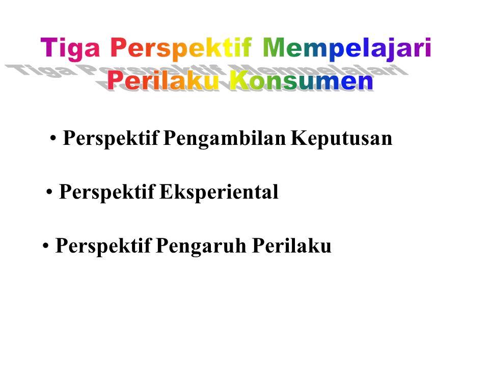 1.Perilaku konsumen adalah pondasi bagi manajemen pemasaran.