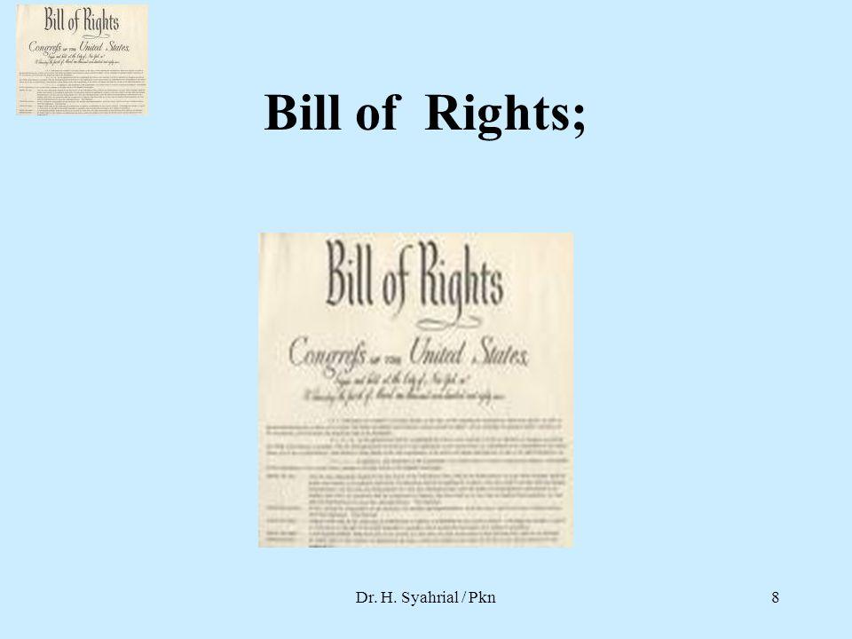 DASAR HUKUM RULE OF LAW Negara Indonesia ialah Negara Kesatuan, yang berbentuk Republik [Pasal 1 (1)] Negara Indonesia adalah negara hukum [Pasal 1 (3)***] Kedaulatan berada di tangan rakyat dan dilaksanakan menurut Undang-Undang Dasar [Pasal 1 (2)***]