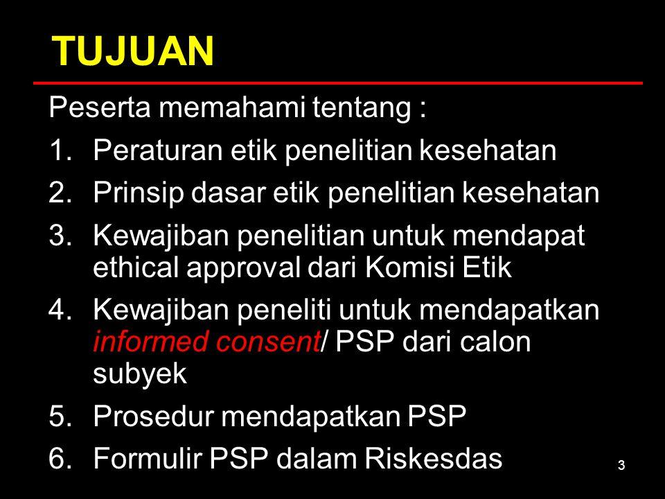 24 Apakah yang harus dilakukan oleh pengumpul data/ enumerator untuk PSP.