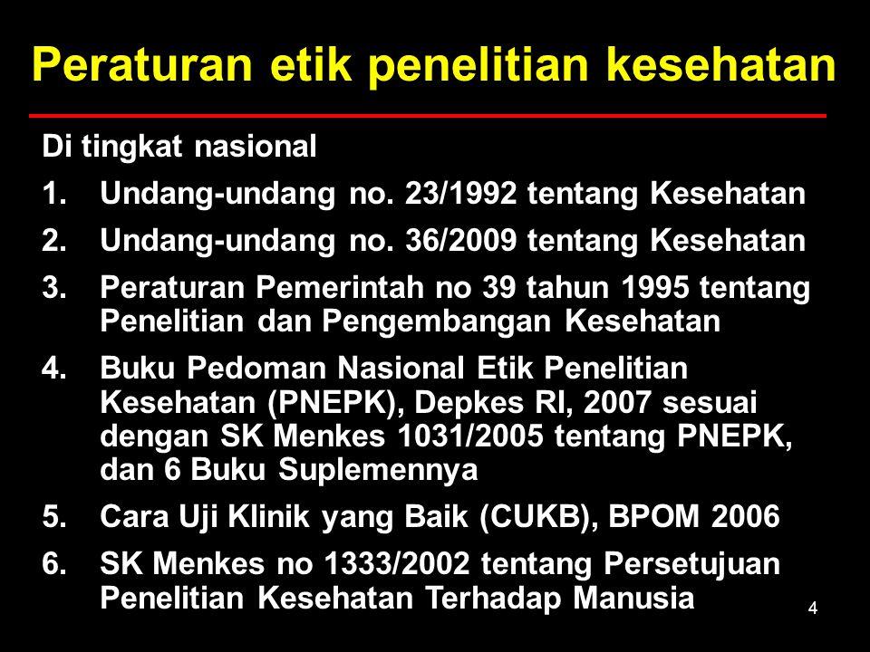 25 Naskah Penjelasan Badan Penelitian dan Pengembangan Kesehatan, Kementrian Kesehatan R.I mulai bulan Januari s/d Desember 2010 akan melakukan Riset Kesehatan Dasar (Riskesdas 2010) di 33 Provinsi di Indonesia, mencakup sekitar 70.000 rumah tangga (RT) yang tersebar di 2800 blok sensus (BS) di 496 kabupaten/kota.