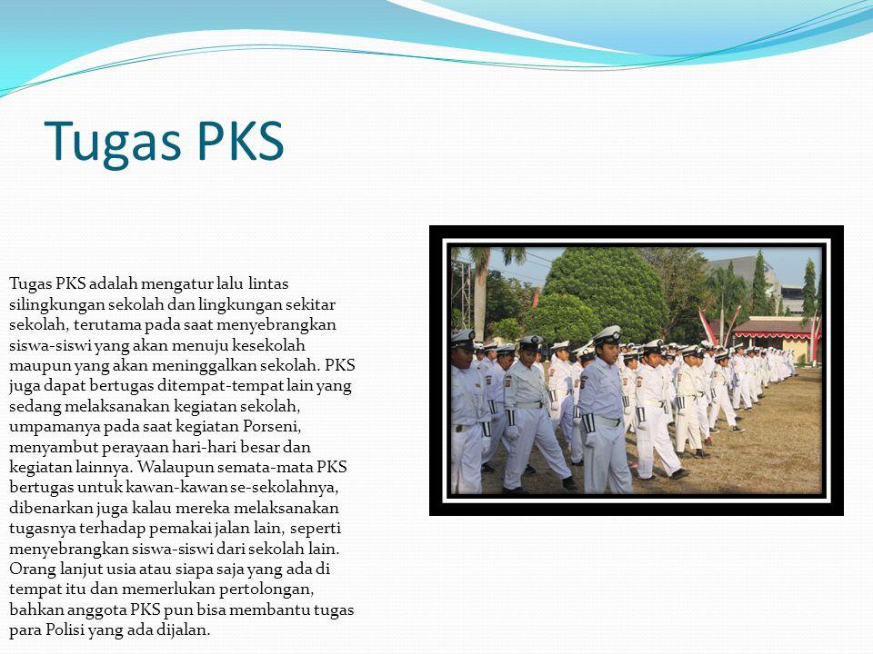 JANJI PKS Janji PKS HASTA PRASETYA PKS Kami anggota PKS : 1.