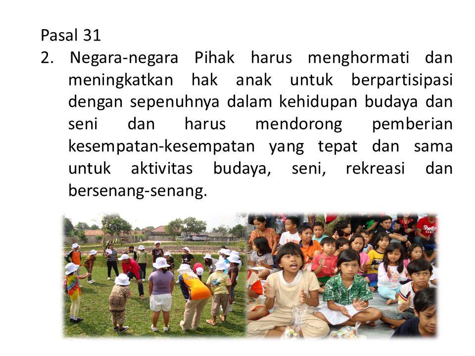 Pasal 31 2.