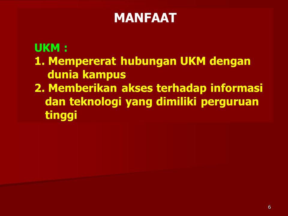 SISTEMATIKA PROPOSAL PMW (BAGI MAHASISWA) MENGIKUTI FORMAT / SISTEMATIKA PKM –K LIHAT BUKU PEDOMAN PKM DIKTI TAHUN 2013 37