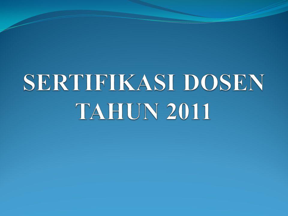 Dosen UU.20.2003 UU.14.2005 Kualifikasi Akademik PM.38.1999 PM.36/0/D/2001 PAK.