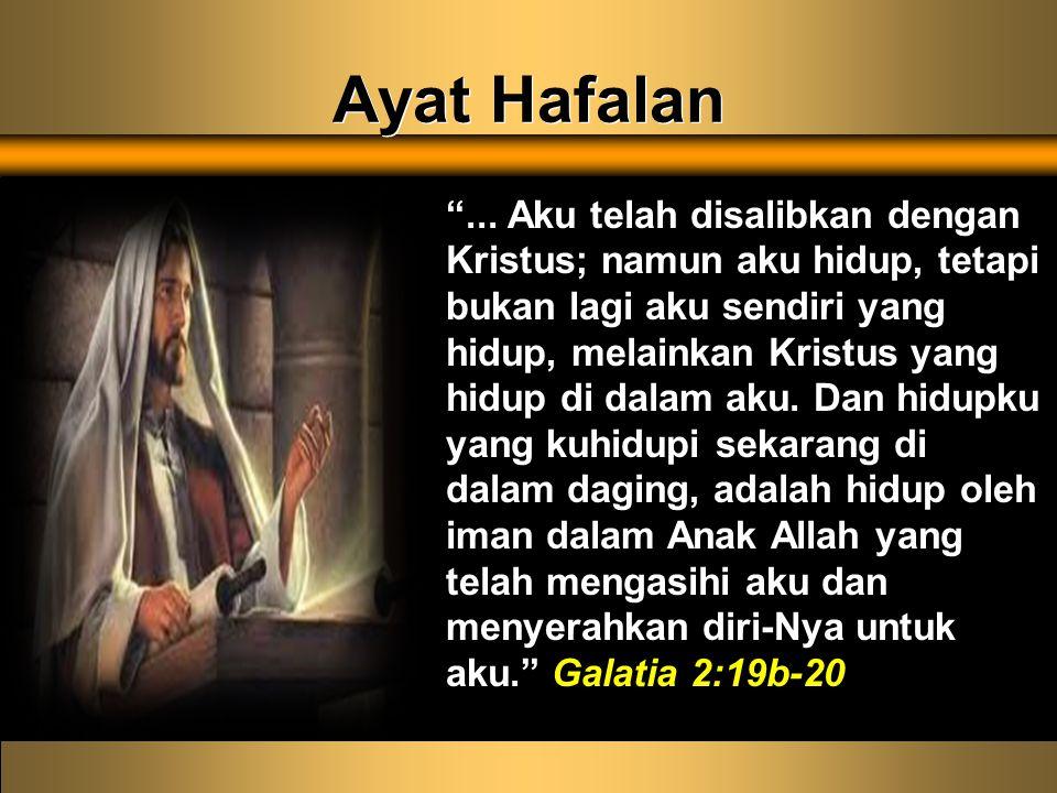 Ayat Hafalan ...