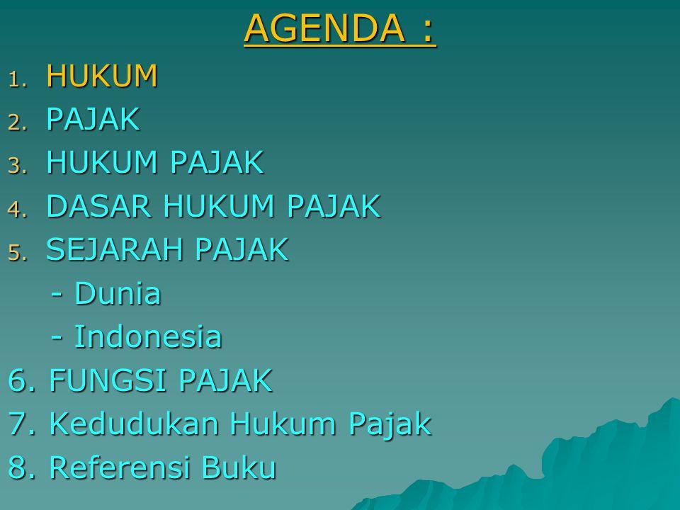 Tax Reform 3.Kronologis Urutan UU PPN setelah era Reformasi Perpajakan - Undang-Undang Nomor 8 Tahun 1983 - Undang-Undang Nomor 8 Tahun 1984 (Penetapan Pemberlakuan UU PPN) - Undang-Undang Nomor 11 Tahun 1994 - Undang-Undang Nomor 18 Tahun 2000 - Undang-Undang Nomor 42 Tahun 2009 4.