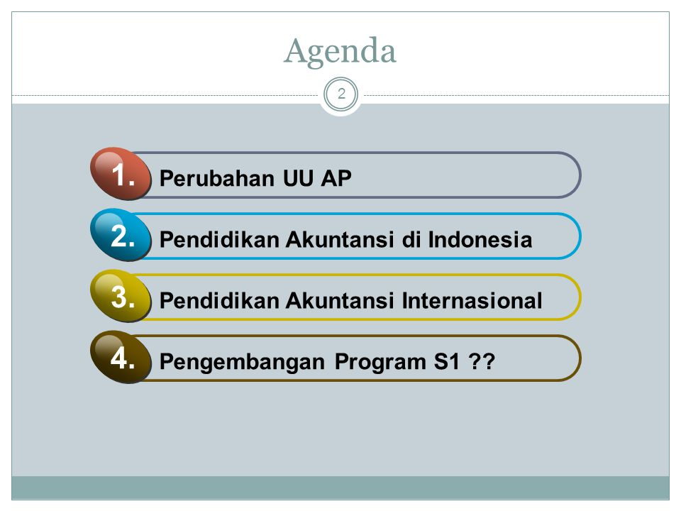 Kurikulum Illinois 13 Accounting & Accountancy I3 Accounting & Accountancy II3 Accounting Measurement & Disclosure (with lab)4 Decision Making for Accounting (with lab)4 Accounting Institutions & Regulation (with lab)4 Accounting Control System (with lab)4 Assurance and Attestation (with lab)4 Tambahan untuk CPA Financial Accounting Reporting Standards4 Principle of Taxation4 Auditing Standard and Practices4 Practical Problem in Accounting0-10 Principle of Business Law4