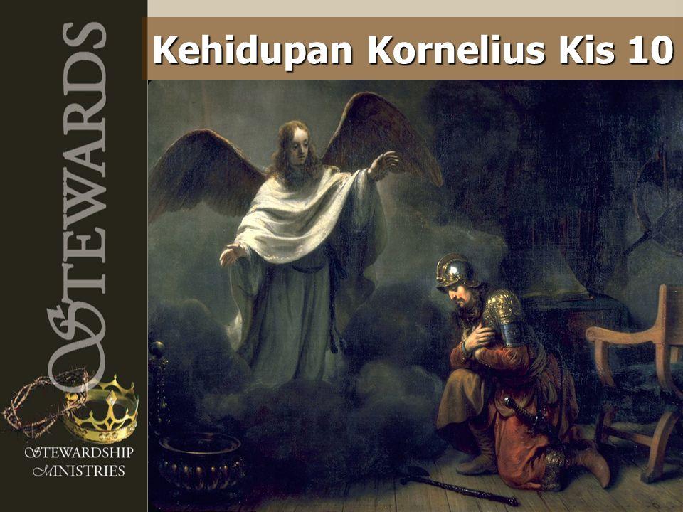 Kehidupan Kornelius Kis 10