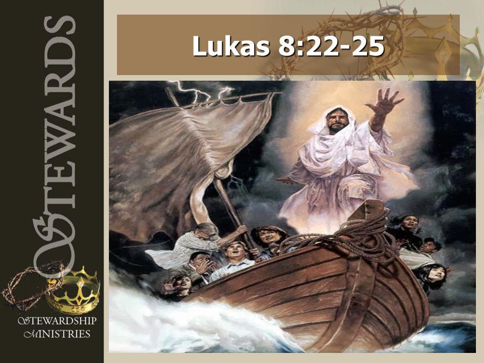 Lukas 8:22-25