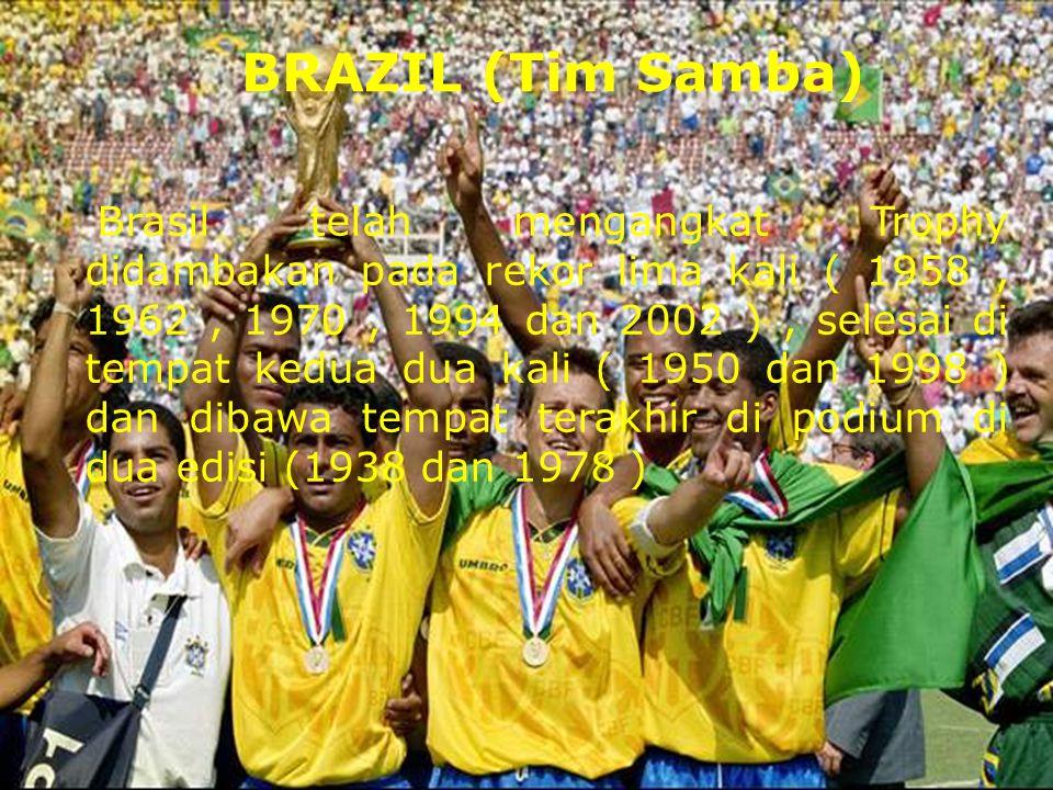 TIM RAKSASA DI PIALA DUNIA DI FIFA WORLD CUP 2014 BRAZIL ARGENTINA BELANDA SPANYOL