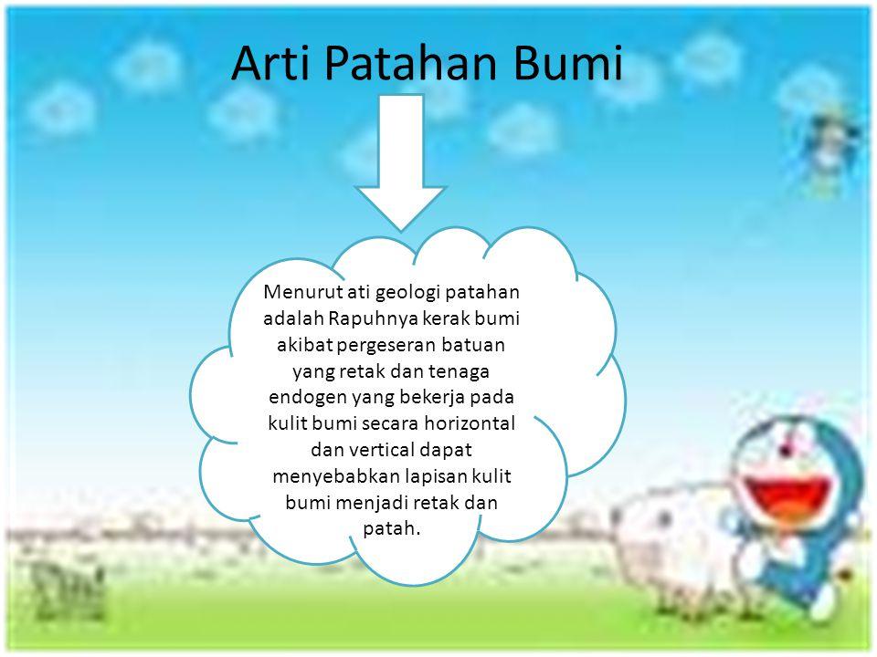Mengapa indonesia memiliki banyak patahan dlm permukaannya.