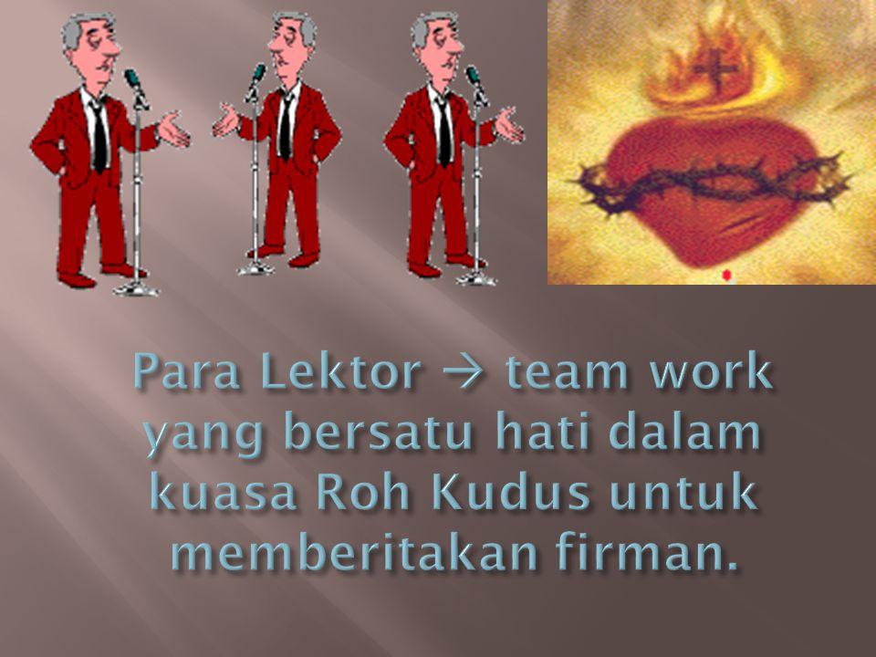 "Efektivitas dari tindakan ""influencing"" dalam memberitakan firman ditentukan oleh: -K-Kemampuan -K-Kharisma -K-Kuasa Roh Kudus"