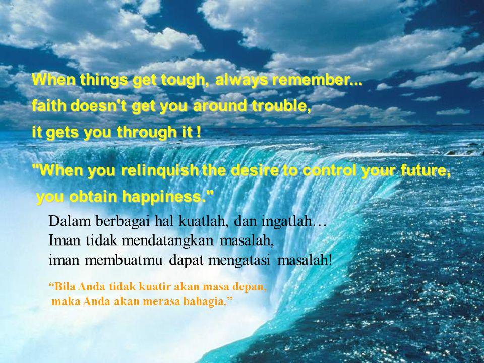 May God bless you! TUHAN memberkati !