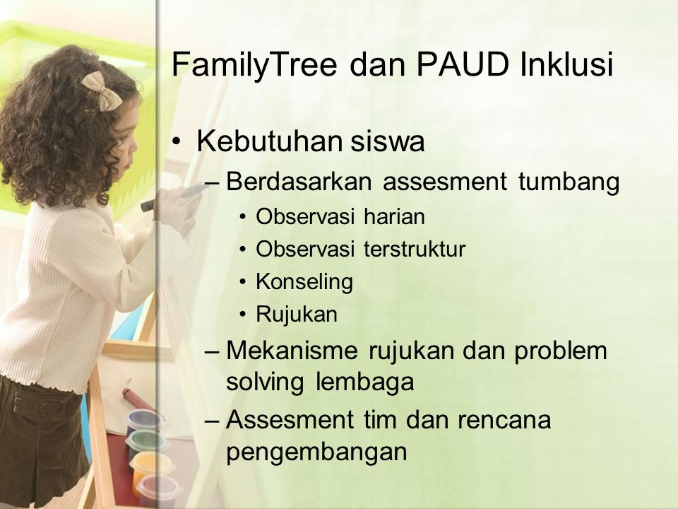 Langkah awal Pre eliminary study Project Proposal ResearchCurriculumEvaluasi