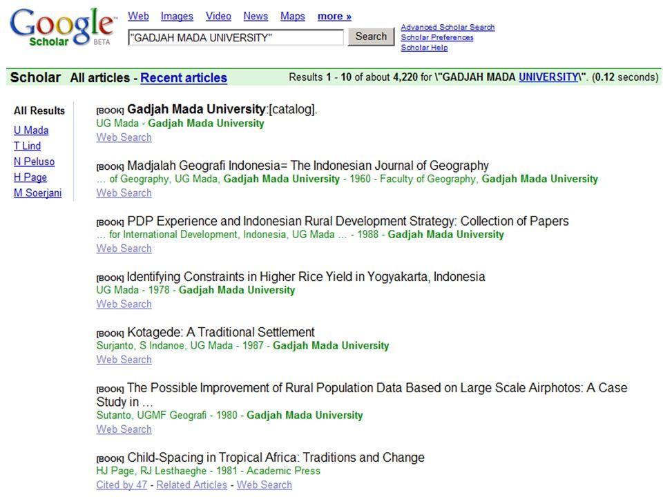 Scholar (Sc) - UGM.ac.id 61