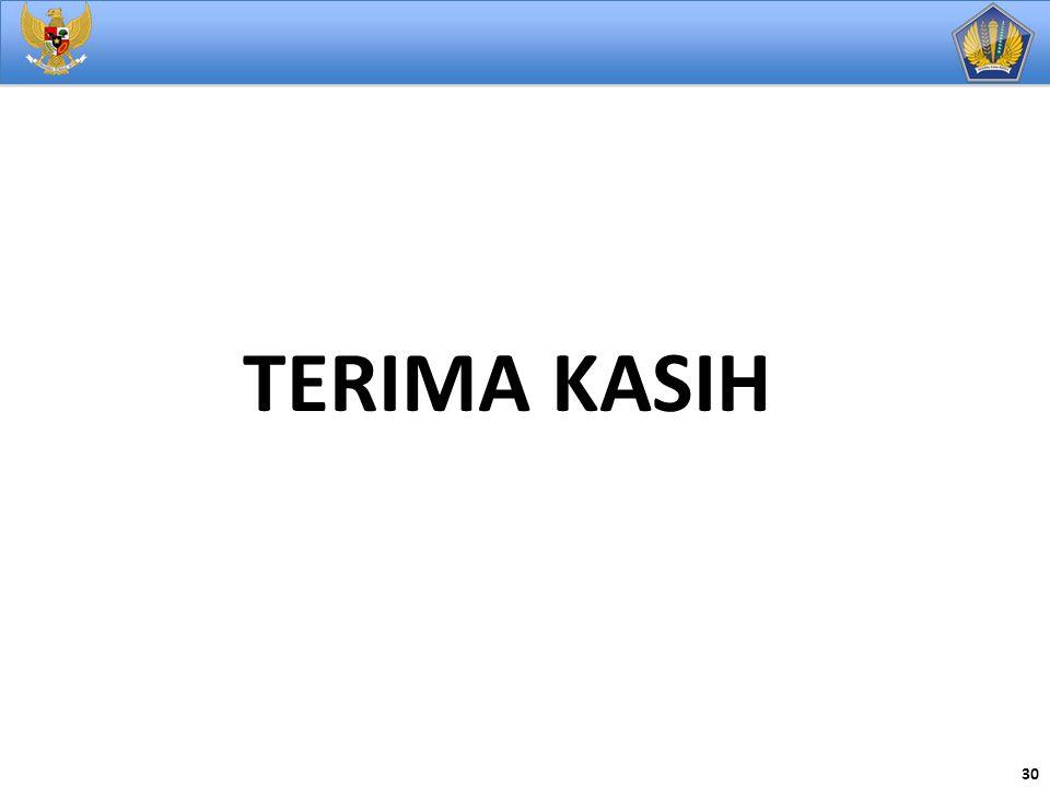 TERIMA KASIH 30