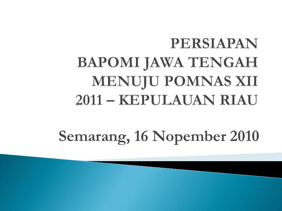 Semarang, 16 Nopember 2010