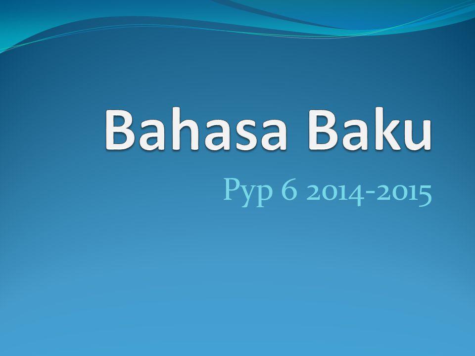 Pyp 6 2014-2015