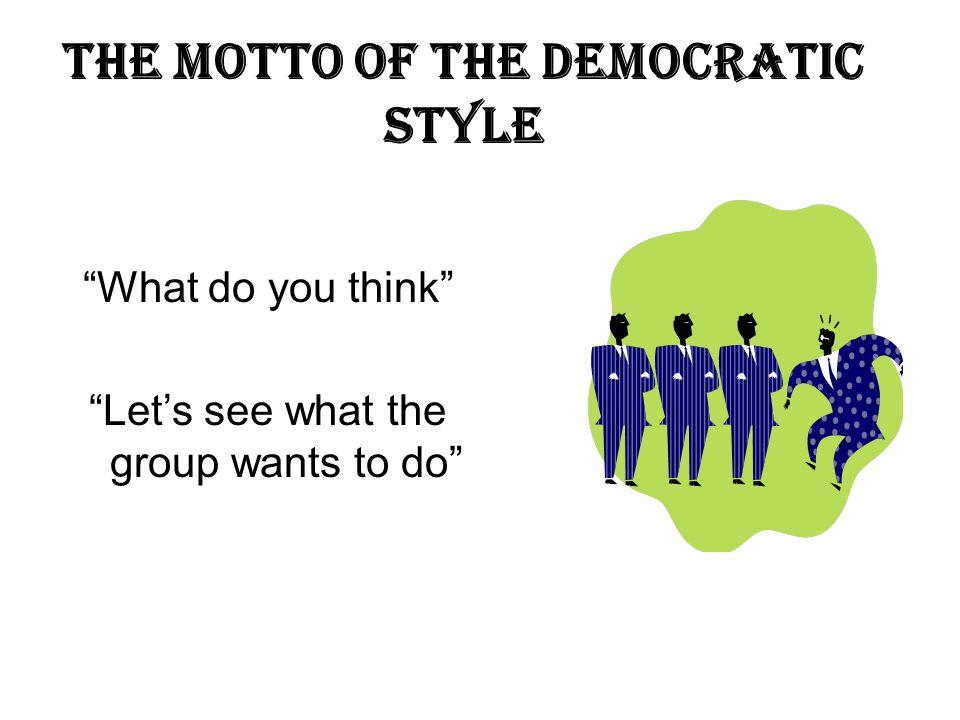 Pemimpin Otokratik Pemimpin yang cenderung untuk mensentralisasi otoritas dan mengandalkan kekuatan legitimasi dan penghargaan untuk mengatur bawahan.