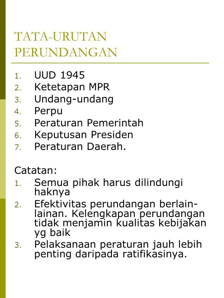 TANTANGAN KEBIJAKAN PUBLIK DI INDONESIA 1.Mewujudkan negara kesejahteraan (welfare state) 2.
