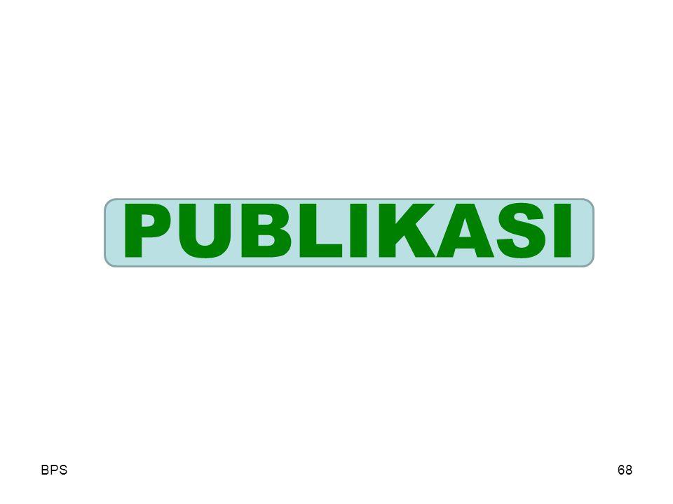BPS68 PUBLIKASI