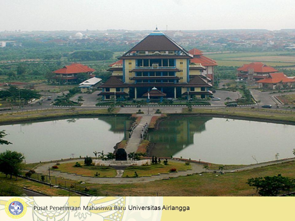 Pusat Penerimaan Mahasiswa Baru Universitas Airlangga