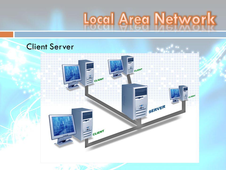 Jaringan Hybrid  Adalah : jaringan yang memiliki client, server dan peer