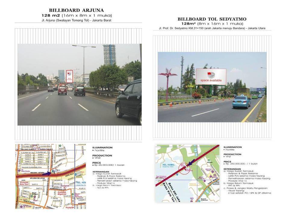 Billboard SCBD Diatas Pintu Masuk Auto Mall Ukuran : 5 x 10m Side: 1 Sisi Jenis: Horizontal Frontlite Bahan: Flexy Frontlite Price: Rp.