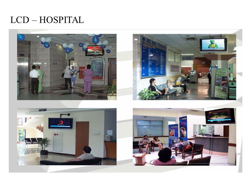 LCD – HOSPITAL
