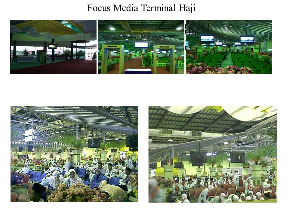INS TA LL ATI ON Focus Media Terminal Haji