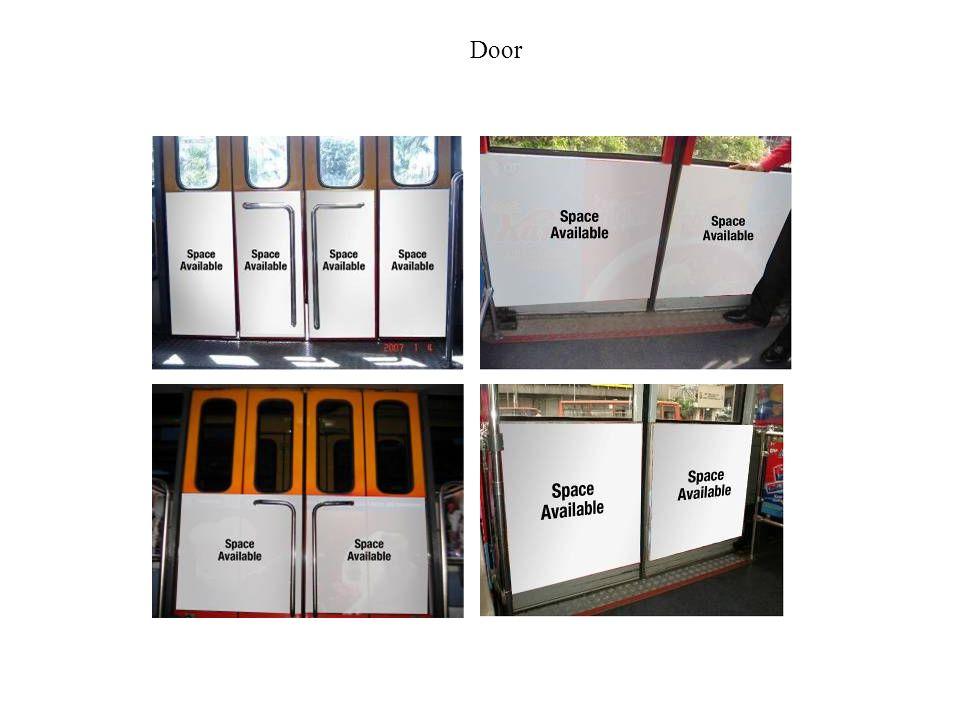 Bagian belakang bus Mobilitas bus Transjakarta di 5 wilayah DKI Jakarta membuat jumlah masyarakat yang akan ter-ekspos dengan iklan yang dipasang akan menjadi tinggi.