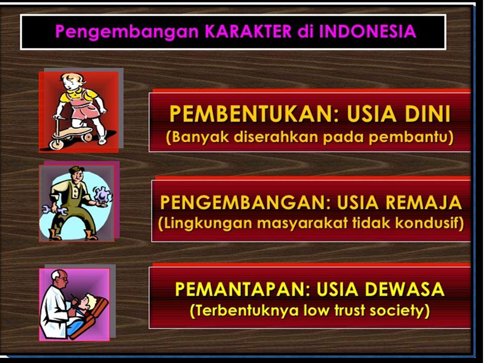 3.Kebinekaan: kesadaran akan ada sekian perbedaan di Indonesia.
