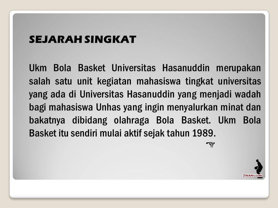 KEPENGURUSAN Periode 1989 - 1990 : Bakri Periode 1992 - 1997 : Adi A.