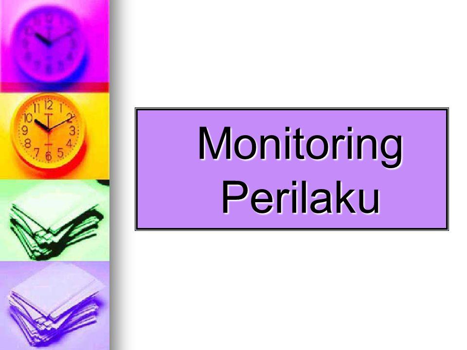 Monitoring Perilaku