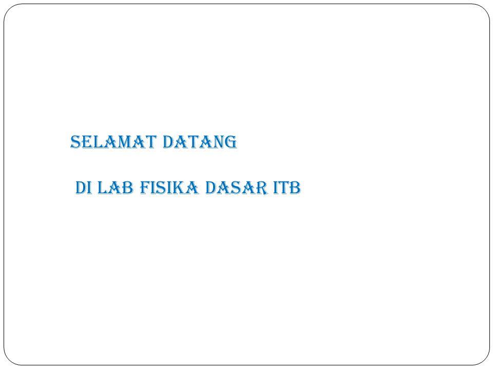 Koordinator Asisten Shift Rabu Siang Rizaldy Danar P (10206049) FI '06