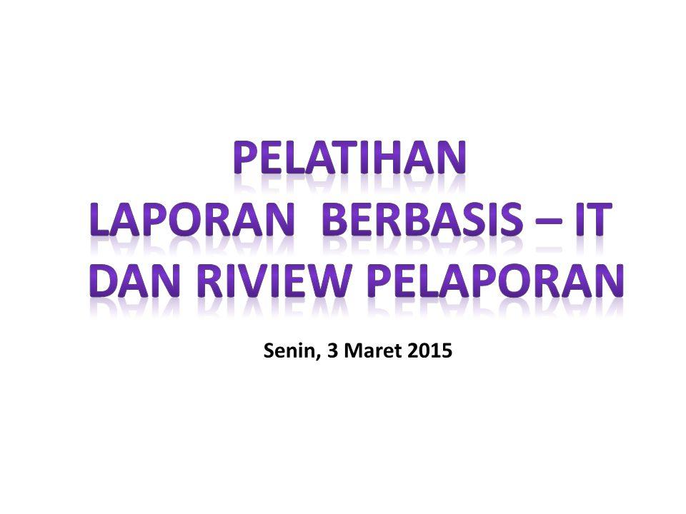 Senin, 3 Maret 2015