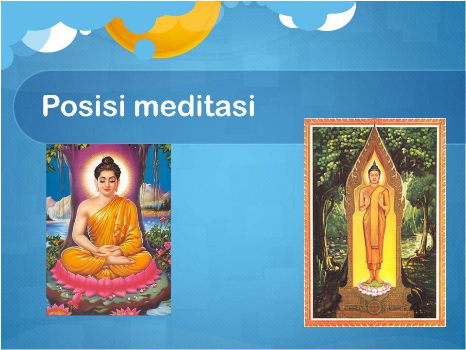 Posisi meditasi