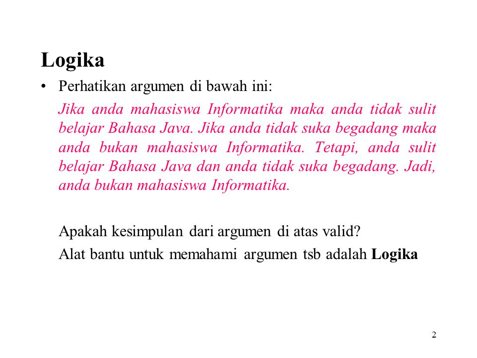 13 Contoh 1.