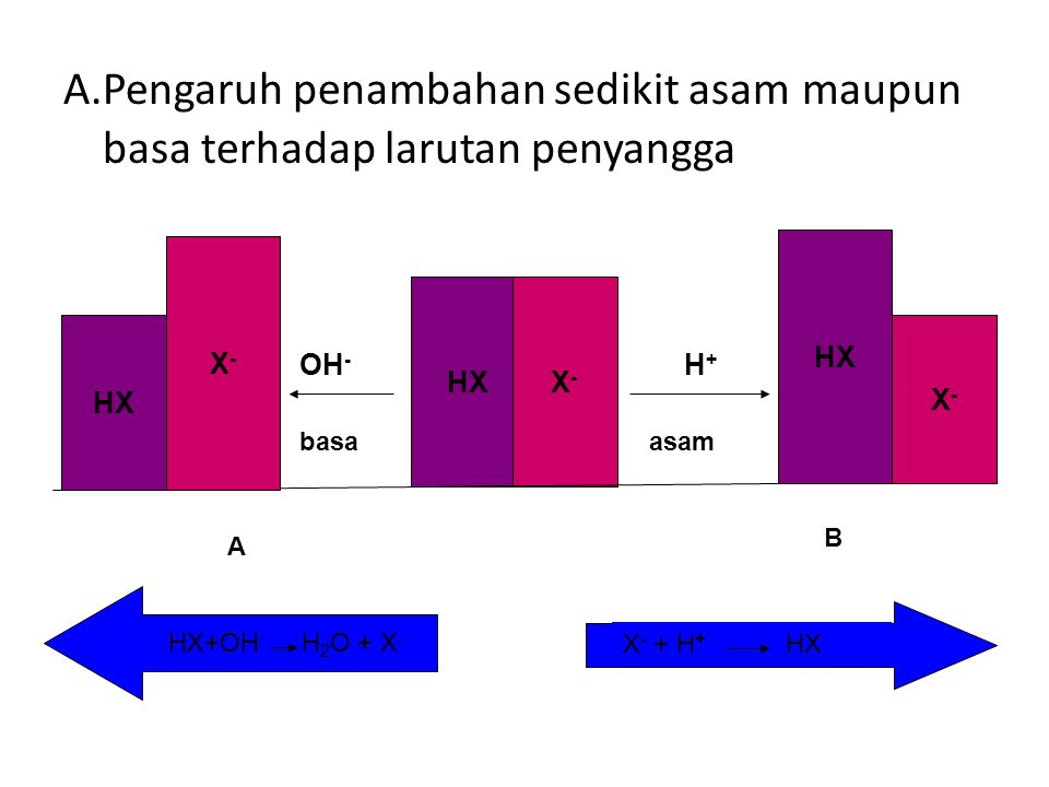 Sifat larutan Penyangga Apakah yang terjadi jika kedalam larutan penyangga ditambah sedikit asam,basa maupun pengenceran ?