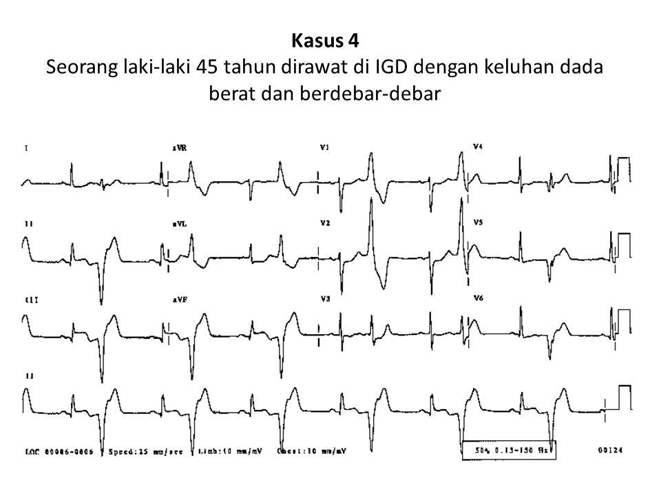 Kasus 15 Tn S 30 tahun datang dengan sesak nafas, orthopnea (+), memberat sejak 1 minggu terakhir.