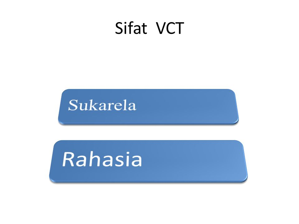 Sifat VCT