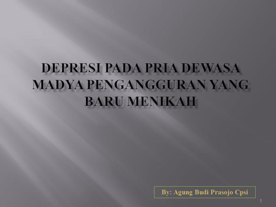 By: Agung Budi Prasojo Cpsi 1