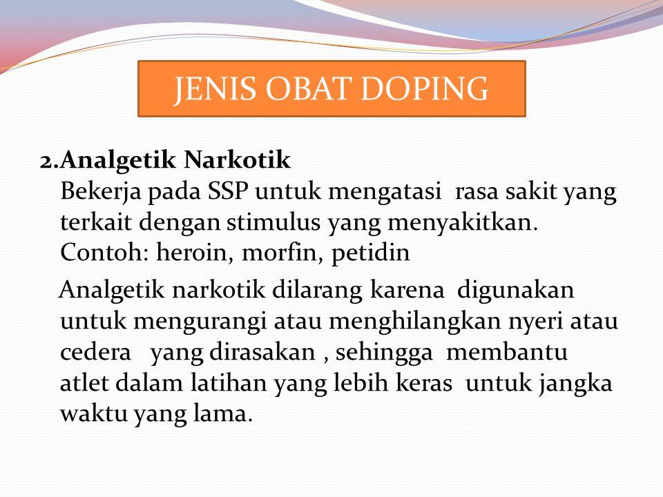 DAMPAK DOPING 5.